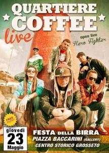 quartiere coffee concerto 23 maggio