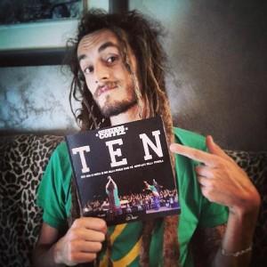 quartiere coffee amazon libro reggae dieci anni di musica